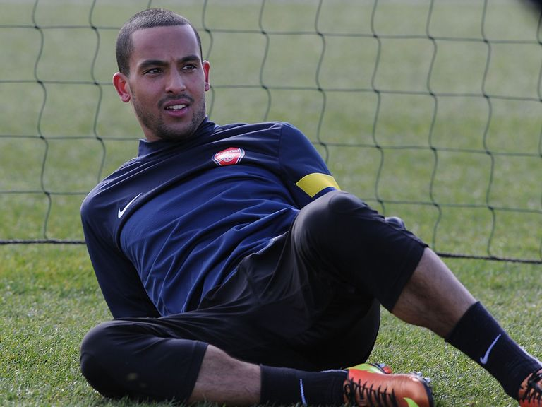 Theo Walcott: Netted his 20th goal of the season at QPR
