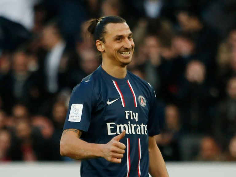 Zlatan Ibrahimovic: Has seen his two-match ban halved