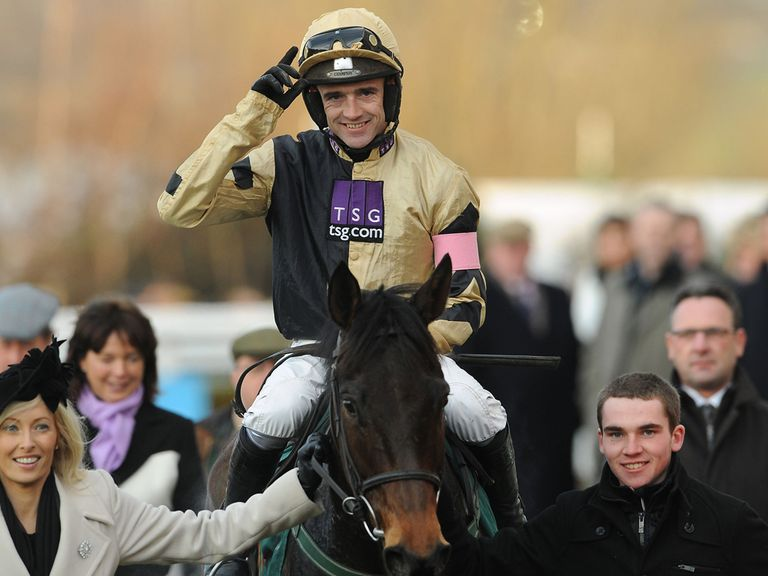 Briar Hill: Could be a big player in the Sky Bet Supreme Novices' Hurdle