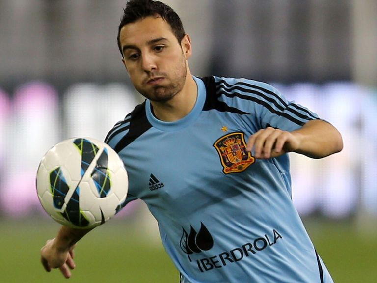 Santi Cazorla: 'The team is hungry'