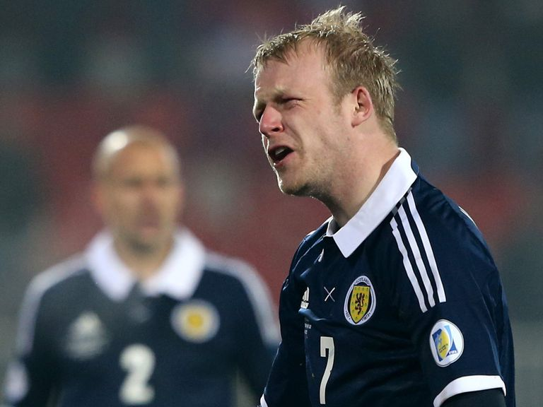 Steven Naismith: 'I think we've got to grow up'