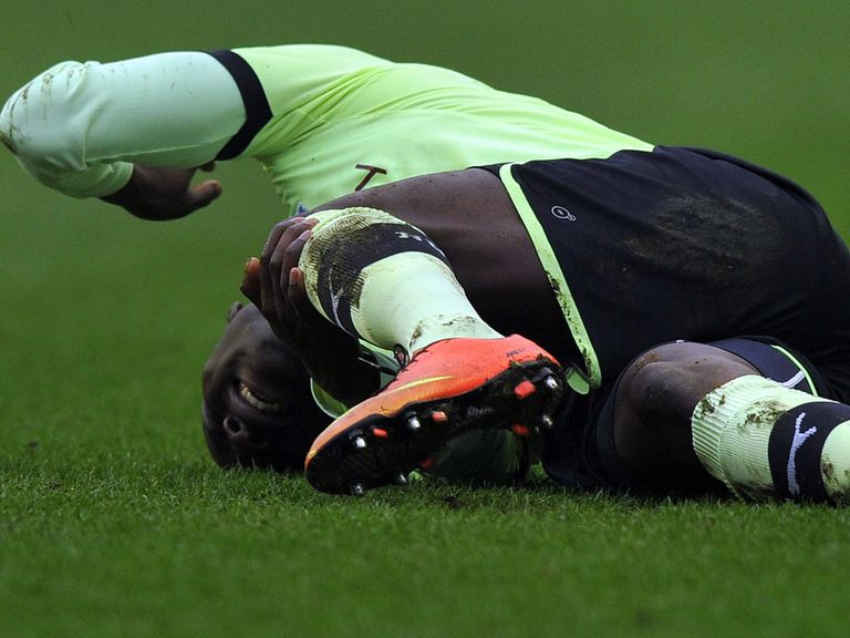 Massadio Haidara: No significant bone or ligament damage