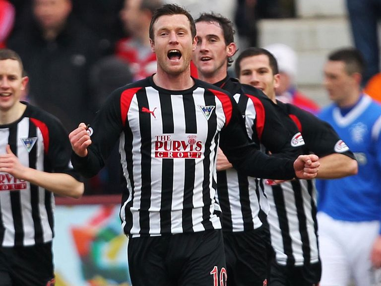 Dunfermline: Winding up order for the cash-strapped Fifers