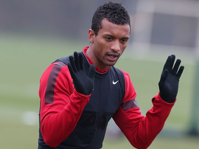 Nani: Hoping to make a big impact