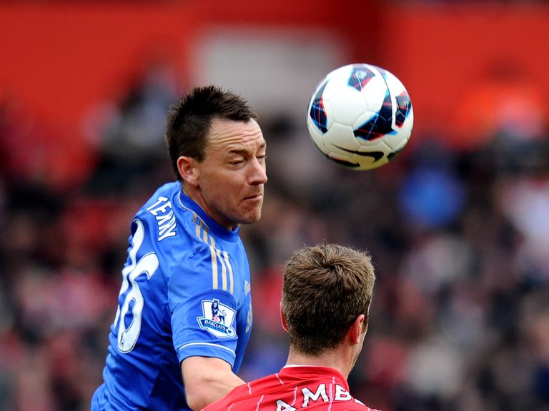 John Terry: Big fan of Brendan Rodgers