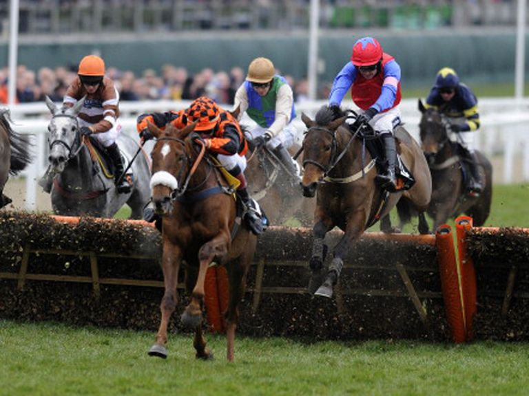 Quevega rates the value in the World Hurdle