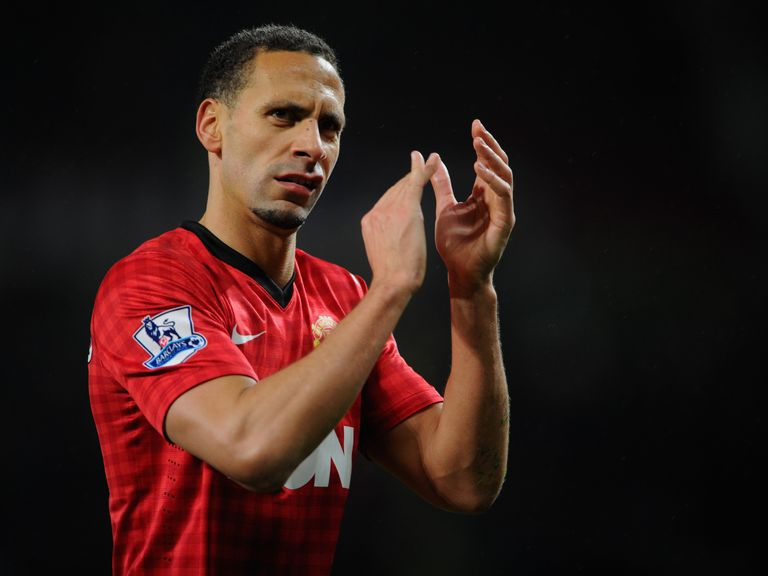 Rio Ferdinand: Wants to keep playing in the big games