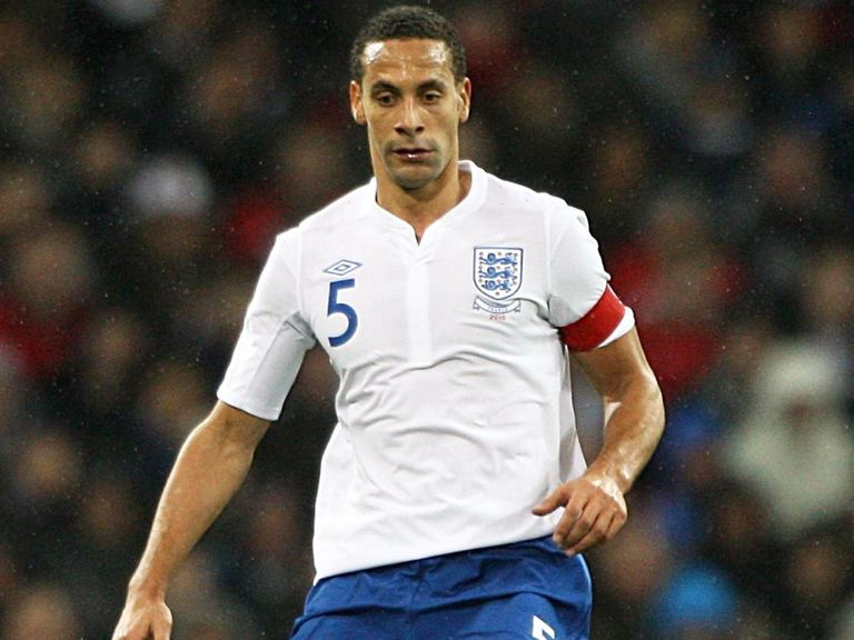 Rio Ferdinand: England career over