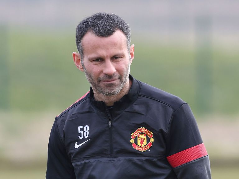 Ryan Giggs: Broke into Manchester United's team as a youngster