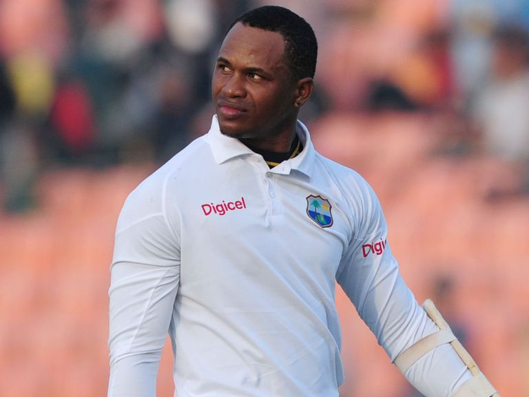Marlon Samuels: Picked up four wickets