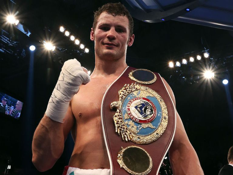 Robert Stieglitz: Had lost the first meeting against Arthur Abraham