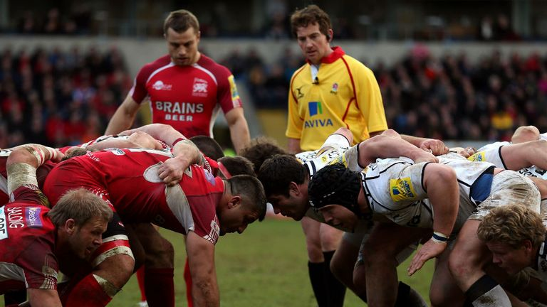 London Welsh: Getting ready for Championship campaign