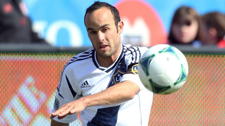 Landon Donovan: Penned new deal