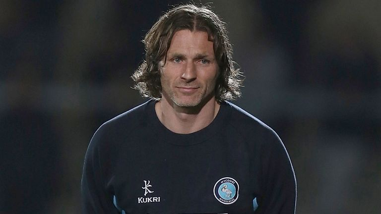 Gareth Ainsworth: One more new face signed up