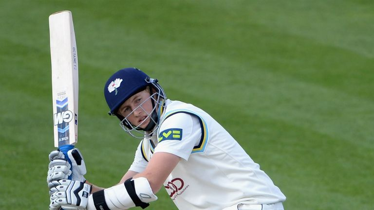 Joe Root: Scored a brilliant 182 in Yorkshire's win over Durham