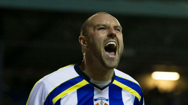 Kris Boyd: Striker is on short-term deal at Kilmarnock