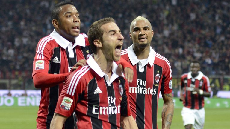 Mathieu Flamini: AC Milan midfielder has turned down offer of new deal