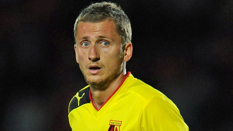 Swiss sensation: Watford's Abdi catches the eye in the Championship