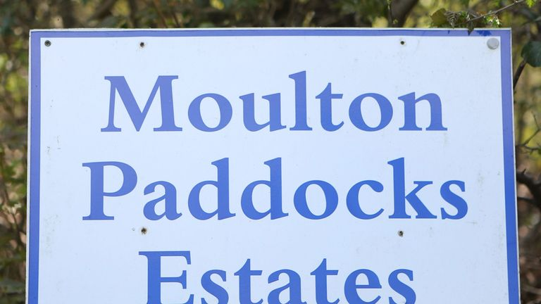 Charlie Appleby: Set to take over at Moulton Paddocks