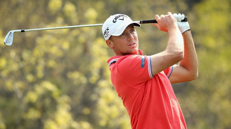 Alex Noren: Leads by a shot with 18 holes to play