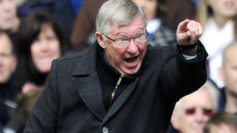 Sir Alex Ferguson: Manchester United boss expecting intense derby date