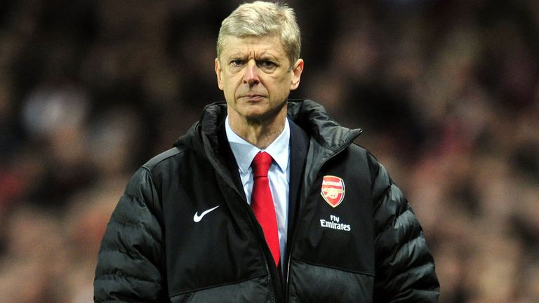 Arsene Wenger: Destiny is in our own hands