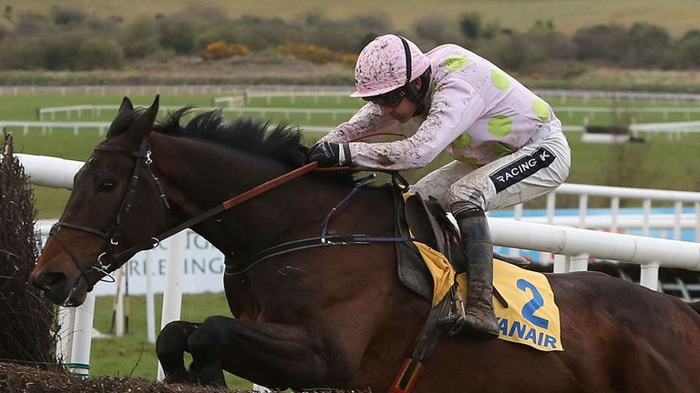 Arvika Ligeonniere is Alex's tip in the Champion Chase at Cheltenham