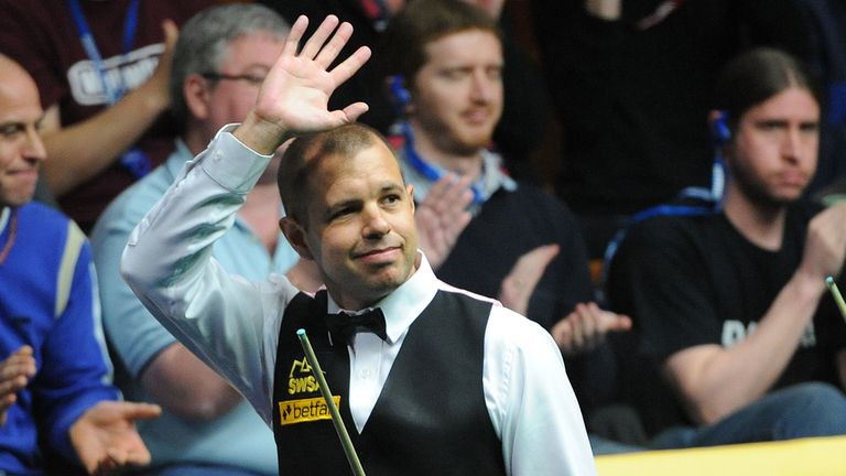 Barry Hawkins: Huge win over Mark Selby