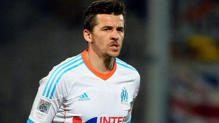 Joey Barton: Wants to stay in France next season with Marseille