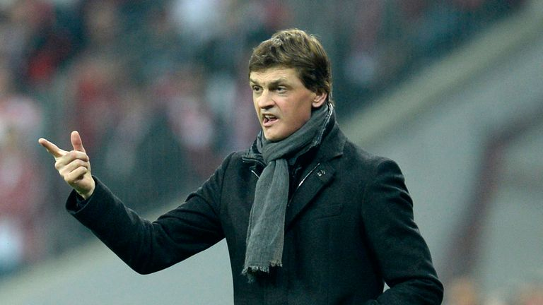 Tito Vilanova: Looking forward to another season in the dugout with Barcelona