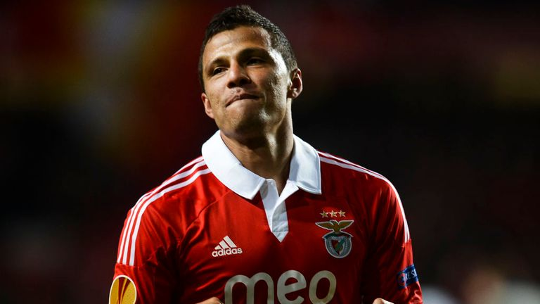Rodrigo Lima: Benfica striker on target against PAOK Salonika