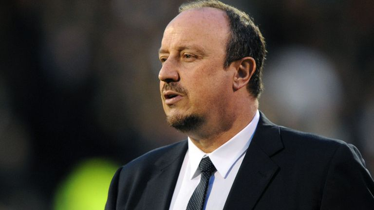 Rafa Benitez: Returning to Anfield on Sunday