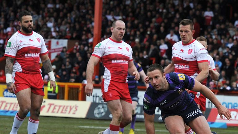 Hull KR hope to call on nostalgia in Saturday's all-Super League showdown