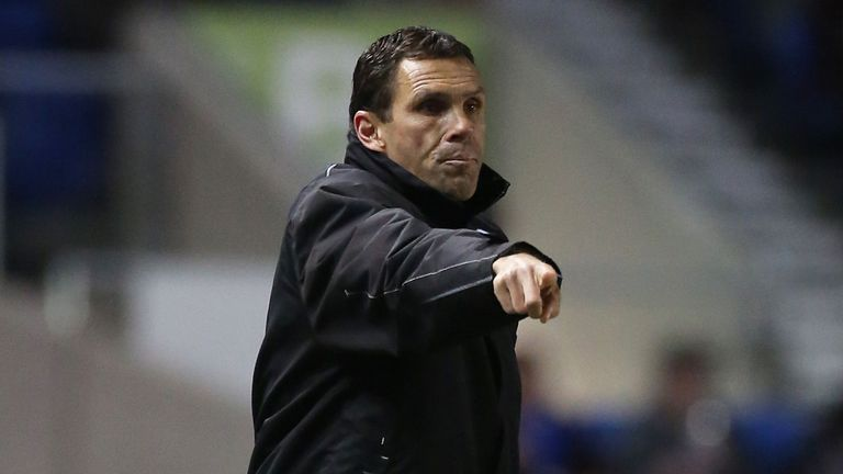 Gus Poyet: Backed to replace Paolo Di Canio as Sunderland manager