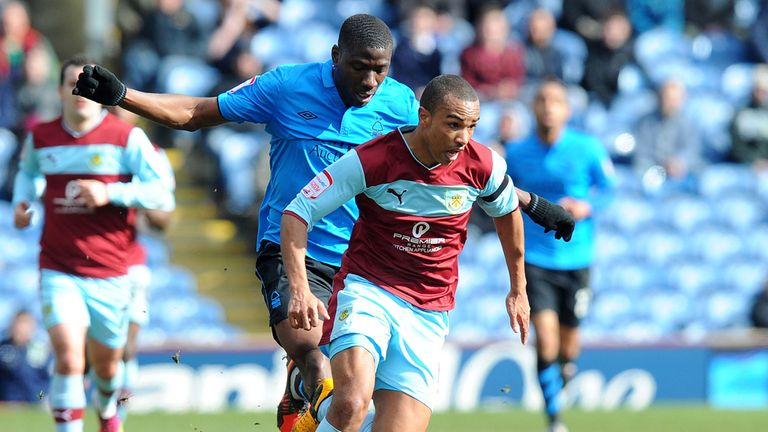 Junior Stanislas: Rounded off the scoring for Burnley
