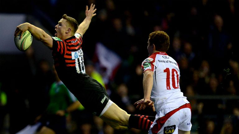Chris Ashton: Confidence improving after a disappointing Six Nations