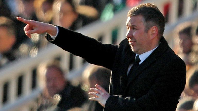 Darren Ferguson: Peterborough finally out of bottom three