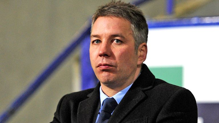 Darren Ferguson: Survival not completed yet