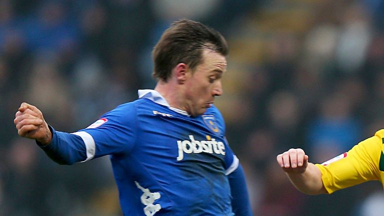 David Connolly: Happy to stay at Fratton Park