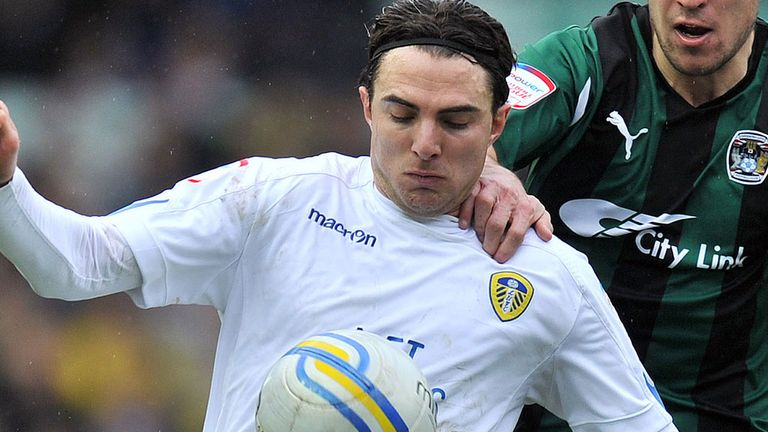 Davide Somma: Injury troubles prevented him from making an impact at Leeds