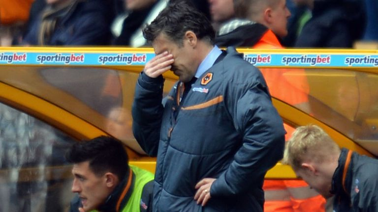 Dean Saunders needs a small miracle to keep Wolves in the division