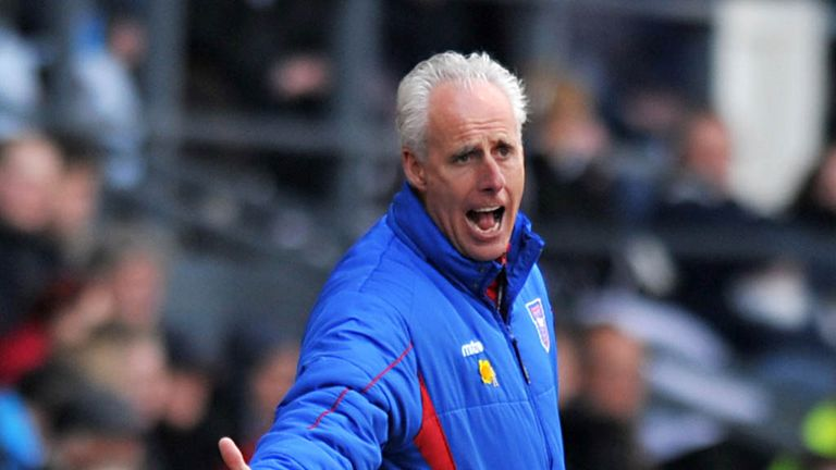 Mick McCarthy: Admits Ipswich must fight to secure their status