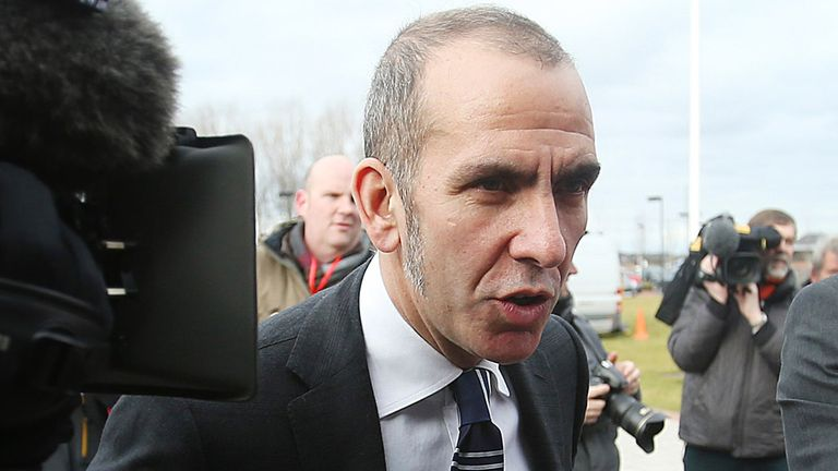 Paolo Di Canio: The Italian has taken over at Sunderland amid a storm of controversy