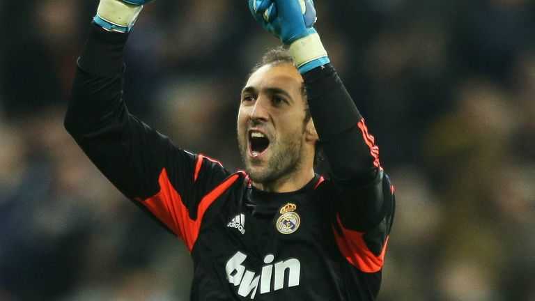 Diego Lopez: Planning to stay at Real Madrid