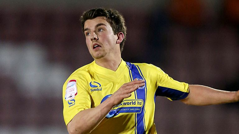 Elliot Benyon: Wanted back at Plainmoor