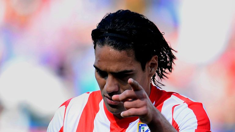 Radamel Falcao: Atletico Madrid striker is a wanted man