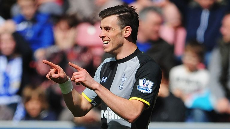 Gareth Bale: The PFA Player and Young Player of the Year