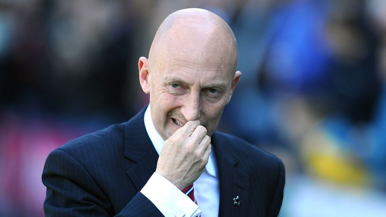Ian Holloway: Still eyeing promotion