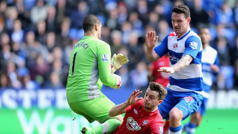 Jay Rodriguez: Could have seen red, according to Adam Le Fondre