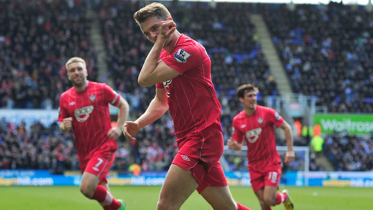 Jay Rodriguez: destined for England call-ups, says Jamie